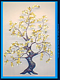 Max Howard Japanese Maple Tree Metal Wall Sculpture